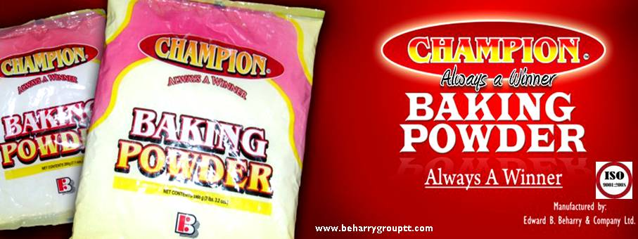 Champion - Baking Powder
