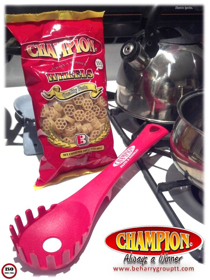 Champion Spoon