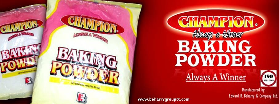 Champion - Baking Powder